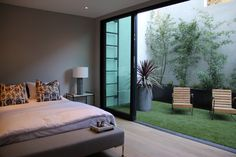 Residential Artificial Turf was widely use in indoor decoration, landscape and building green. This kind of Artificial Turf is bright green, which is the best substitutes Bedroom Balcony, Bedroom Decor, Bedroom Ideas, Bedroom Designs, Home Room Design, Home Interior Design, Interior Garden, Asian Interior, Minimalist Home