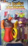 Beatles Yellow Submarine: George Harrison McFarlane With The Snapping Turk