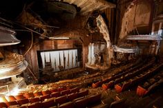 Abandoned places: 20 Of The Most Creepy On Earth