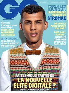GQ N°67 avec Stromae