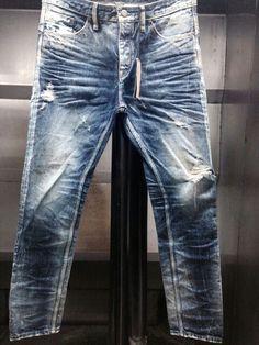 Denim Outfit, Denim Pants, Blue Jeans, Adidas Outfit, Mens Fashion Blog, Denim Fashion, Life After Denim, Raw Denim, Denim Men