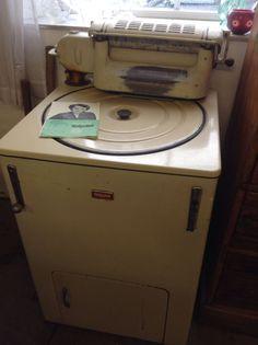 diy non electric washing machine