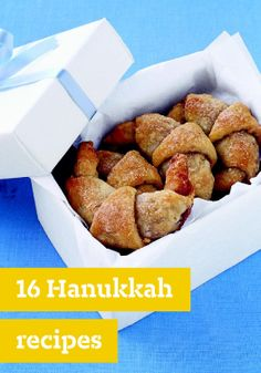 16 Hanukkah Recipes – Celebrate Hanukkah with traditional favorites and new takes on beloved classics.