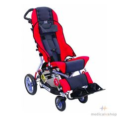 Convaid cruiser lightweight stroller | special needs kids | Buy now at special price $1,697.00 and get extra 5% discount and free under seat storage basket | www.medicaleshop.com