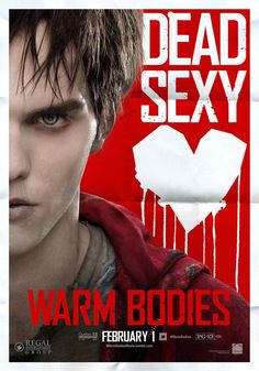 I was so happily surprised with how fabulous this movie was. Funny. Romantic. Even made me cry. LOVED #zombies