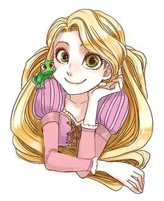 Chibi rapunzel cute disney, rapunzel и disney animation Disney Princess Drawings, Disney Princess Art, Disney Rapunzel, Disney Fan Art, Tangled Rapunzel, Disney And Dreamworks, Disney Pixar, Disney Characters, Cartoon Sketches