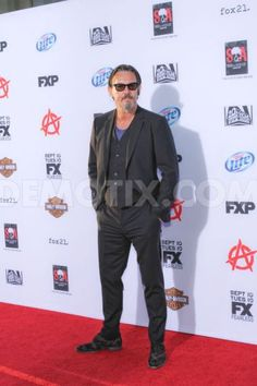 Season 6 Premier of FXs Sons Of Anarchy Premiere