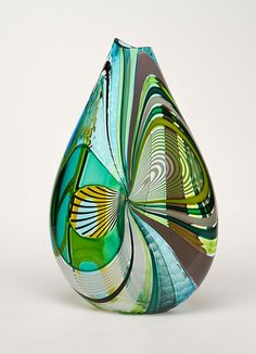 Jeffrey P'an Artworks Austin Blown Glass Art, Art Of Glass, Glass Marbles, Glass Paperweights, Glass Ceramic, Modern Glass, Glass Collection, Glass Design, Fused Glass