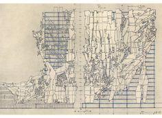 BLDGBLOG: Lebbeus Woods, 1940-2012