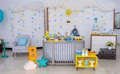 Festa infantil com tema 'Chá do Bento' no 'Fazendo a Festa' - Fazendo a Festa - GNT