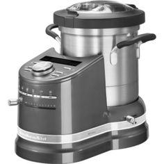 Robot cuiseur KITCHENAID Cook Processor 5KCF0103EMS CHAUFFANT, Robot multifonction sur Boulanger