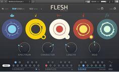 Komplete : Synths : Flesh | Produkte