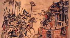 Bitwa pod Legnicą - klęska z rąk Tatarów Bitwa pod Legnicą, źr. Wikimedia Commonsdp