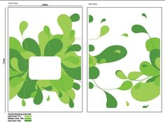 Purity bag design front and back