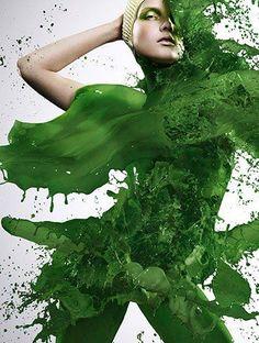 O verde chegou com tudo na Jump Store! Entre 2014 com força, saúde e esperança para encarar os novos desafios!