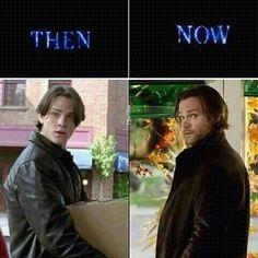 Gilmore Girls: Jared, playing Dean.