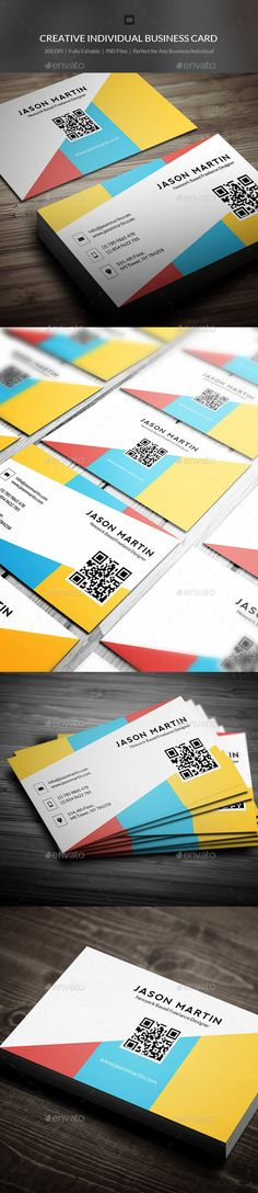 Creative Construction Business Card V20