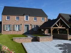 1000 images about nouvelle construction classique on for Nouvelle construction maison