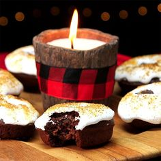 Bake Up Your Own S'mores Doughnuts At Home - Shared Graham Cookies, Doughnuts, Sweet Tooth, Treats, Chocolate, Baking, Breakfast, Desserts, Bakken