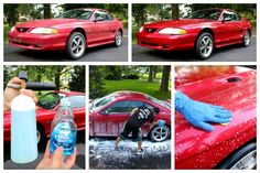Super cleaning your car will help your car look amazing and preserve your vehicle's resale value. Click for tons of fantastic car washing tips and tricks.