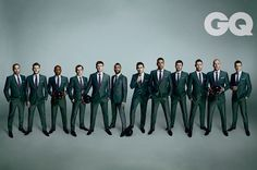 England's rising stars Shaw and Barkley are nowhere to be seen in official World Cup suit photoshoot - Mirror Online