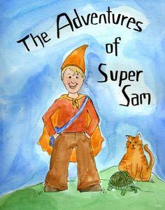 small Super Sam cover