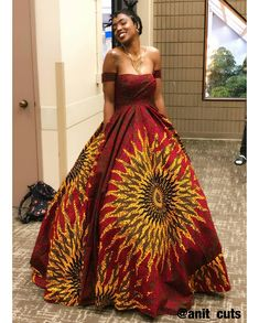 African maxi dress / African clothing / African dresses / African print dress / Ankara dress / African prom dress / African wedding dress - All About African Party Dresses, African Wedding Dress, African Dresses For Women, African Print Dresses, African Print Fashion, African Attire, African Fashion Dresses, African Prints, African Women