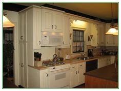 Awesome Kitchen Cabinet Paint Finishes