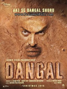 Dangal 2016 Latest Bollywood Hindi Full Movie Download Dangal 2016 Aamir Khan Film Free Download For Pc Dangal 2016 HD DVDscr 1080p 720p Quality Download.