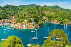 Landscape Portofino Liguria Italy Stock Photo (Edit Now) 278241869 Cinque Terre, Dream Vacations, Vacation Spots, Places Around The World, Around The Worlds, Places To Travel, Places To Go, Travel Destinations, Shirakawa Go