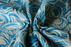 Artipoppe Argus Pacific Blue size 6 4.70m by Artipoppe on Etsy
