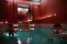 Termas de los baños árabes Aire de Sevilla
