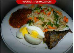JUSTFARB Blog : VEGGIE, TITUS MACARONI RECIPE