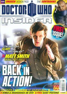 Doctor Who Insider Magazine #1 by Various,http://www.amazon.com/dp/B004UMK2JI/ref=cm_sw_r_pi_dp_QyKNsb103GPYDJAA