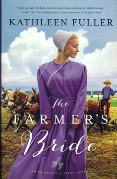 """Read """"The Farmer's Bride"""" by Kathleen Fuller available from Rakuten Kobo. From bestselling author, Kathleen Fuller, comes another heartwarming romantic comedy set in the beloved Amish community . Amish Books, Amish Community, Bride Book, Single Women, Perfect Man, So Little Time, The Book, Two By Two, Novels"""
