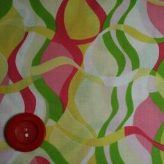 929532c5b9 Hopscotch Pink Wavy Abstract Stripe by Red Rooster 19388-pin1 - Cotton  Quilt Fabric YARDAGE