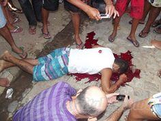 RN - Homem é executado a tiros em São Jose de Mipibu