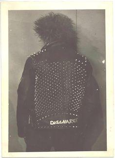 Discharge punk