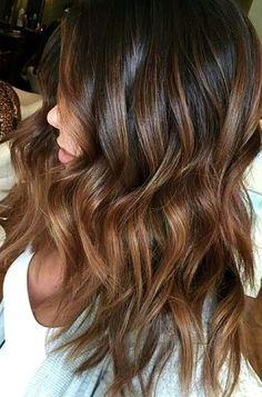 28 april Balayage-haarideeën in bruin tot karamel - # 55 ., 28 april Balayage-haarideeën in bruin tot karameltint - # 55 Trendfrisuren Bob, akkurater Mittelscheitel oder French Minimize Perish Frisurentrends 2020 sind vielseitig: Lässig, ung. Balayage Hair Brunette Caramel, Caramel Ombre Hair, Brown Ombre Hair, Brown Hair Balayage, Brown Hair With Highlights, Ombre Hair Color, Light Brown Hair, Light Hair, Hair Color Balayage