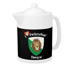 Thurgau Schweiz Switzerland Teekanne