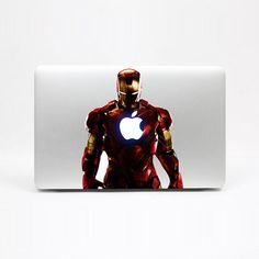 macbook decal superhero macbook decal retina decal cover Laptop macbook decal Vinyl sticker macbook pro decal  mac decals skin stickers on Etsy, $7.99