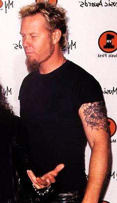 James Hetfield  2000