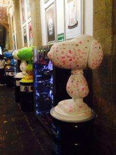 Snoopy Expo en Museo Mexicano del Diseño