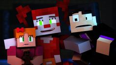 """""""The Struggle"""" - A Minecraft Original Music Video ♫ Fnaf Minecraft, Minecraft Songs, Minecraft Characters, Fnaf Drawings, Cute Drawings, Music Video Song, Music Videos, Fnaf Song, Five Nights At Anime"""