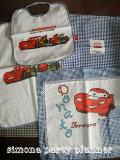 SET ASILO CARS