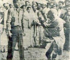 Mahatma Gandhi's Last Photo