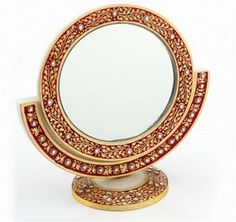 Price: INR 1441 | MOQ= 50 Piece #Mirror With #Marble #Frame @ArtistryC.in.in.in  #Diwali #Corporate, #Festival, #Home #Exports #Traditional #Gift #Fame