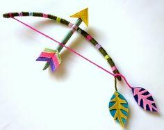 my kind of bow and arrow.