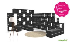 Modular furniture system GROW!  Limited pre-order offers. Register now.
