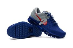 new arrivals b37d5 aeb22 We Are Your Right Choice to get Unique Nike Air Max 2017 Top Running Shoes  Mens Blue Gray Hot Store